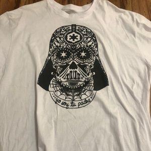 Star Wars yo soy tu padre t shirt size 2X